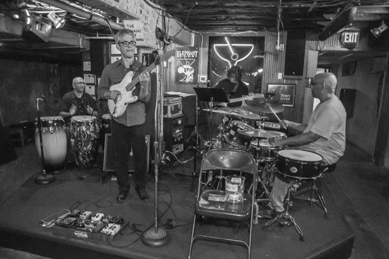 The Glenn Rexach Group at the Elephant Room, Austin, TX 07-02-2017