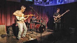 Angst Freedom Rider - Glenn Rexach at Strange Brew 08-25-2013