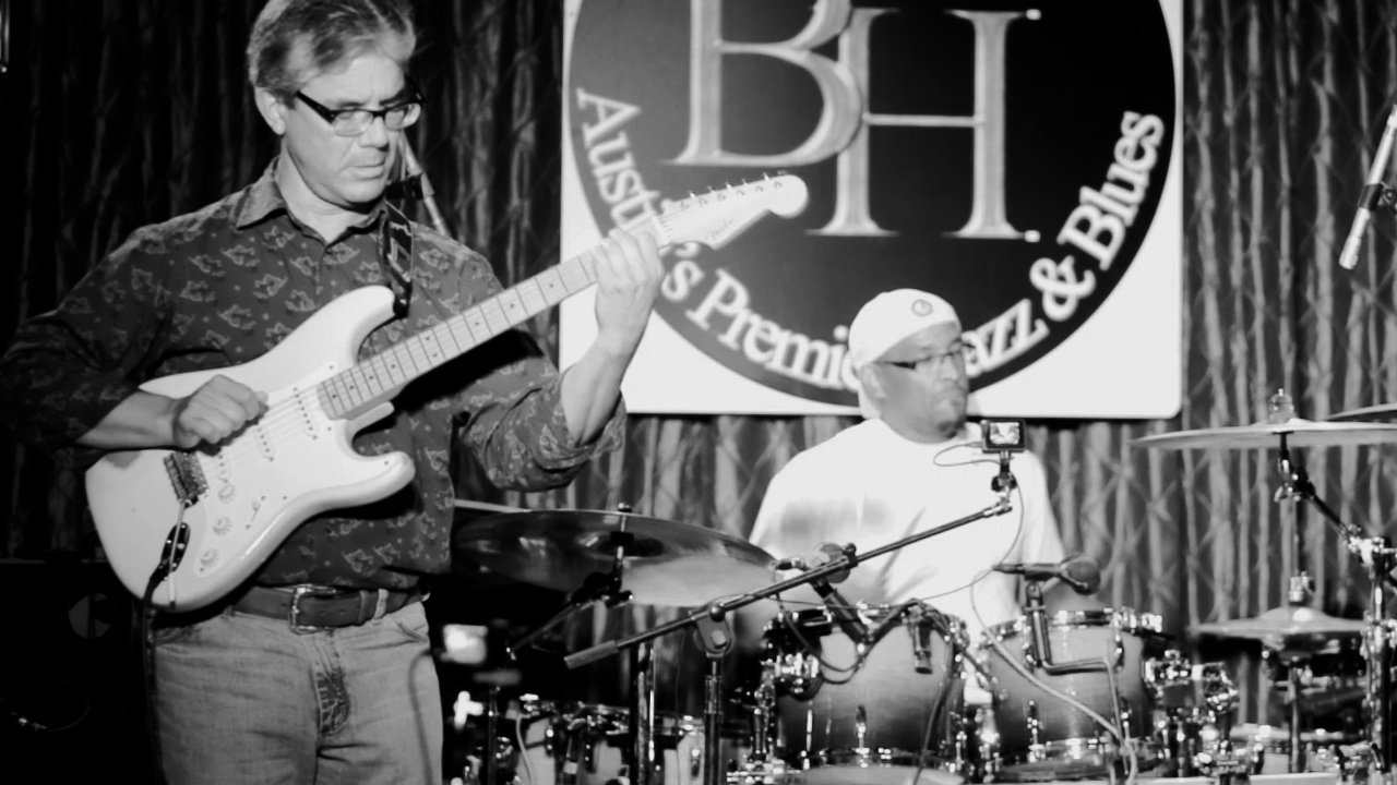 The Glenn Rexach Group performs Morning Leg live at the Brass House, Austin, TX 09-11-2014