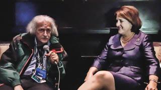 George Butler Interviews Debra Medina - 01-29-2010