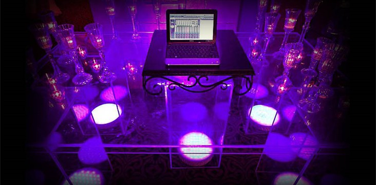 Sound systems for wedding ceremonies